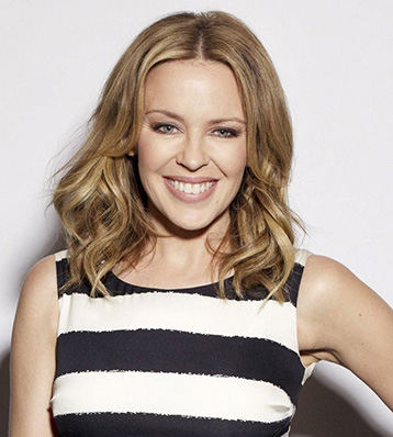2015 - Kylie Minogue