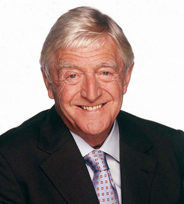 2017 - Sir Michael Parkinson